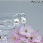 Ohrhänger mit Süßwasserperle