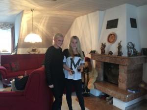 Die Gewinnerin der Tombola - Veronika Reisinger