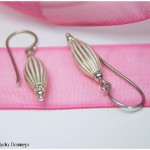Ohrhänger Barell 925/- Silber