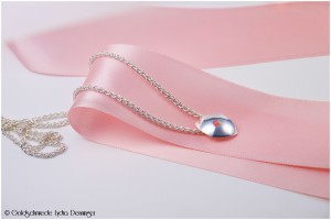 Rautenanhänger 925/- Silber