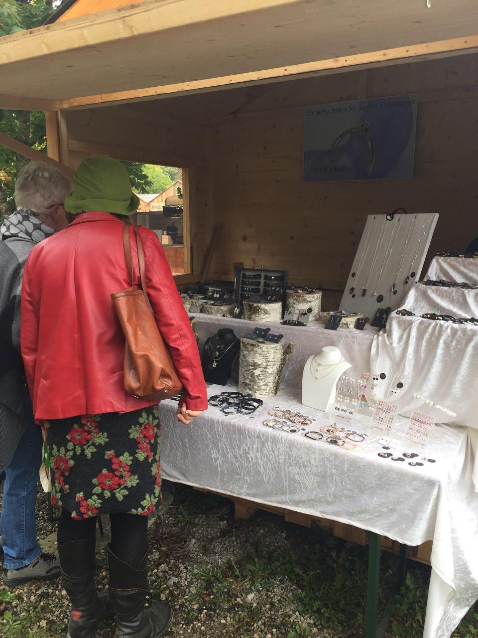 Besucher Bauern- u. Handwerkermarkt 2017