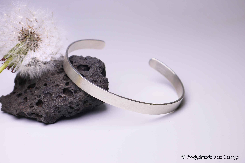Armreif 925/- Silber